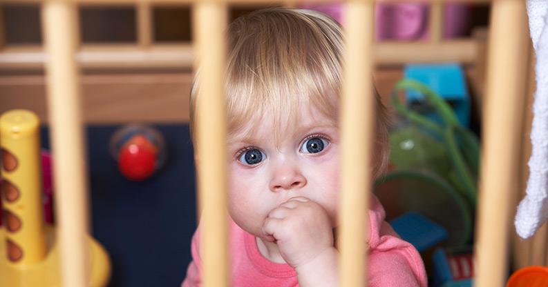 Der Laufstall – Babyknast oder sinnvolle Anschaffung?