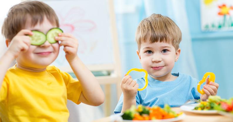 Können Kindergärten das Immunsystem trainieren?