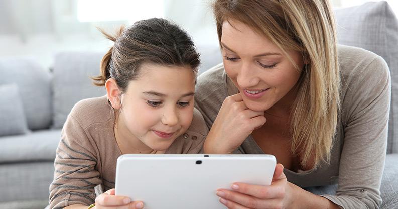 Kinder und Technik – spielen mit Tablets in Ordnung?