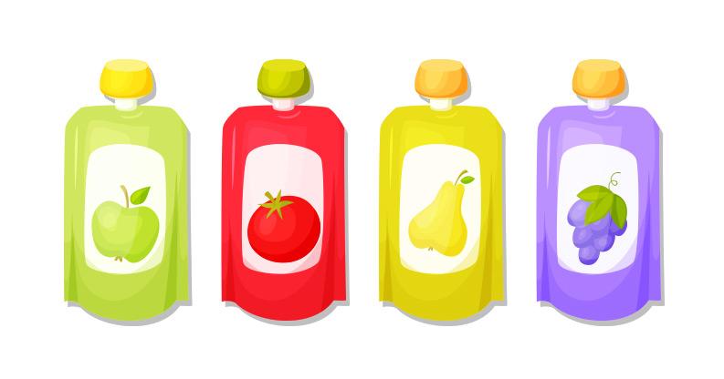 Sind Obst-Quetschies tatsächlich eine gesunde Erfrischung?