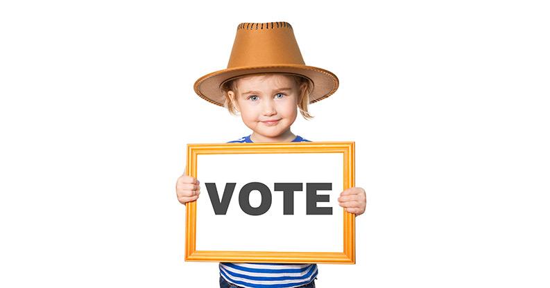 Wahlrecht ab der Geburt – Utopie oder guter Vorschlag?