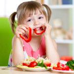 Wie man Kindern Gemüse näherbringt