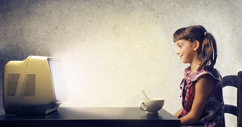 Wirken sich Fernsehen, PC und Co. auf die Gesundheit der Kinder aus?