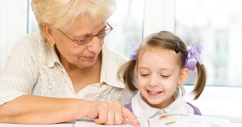 Kinder und Großeltern – eine ganz besondere Beziehung