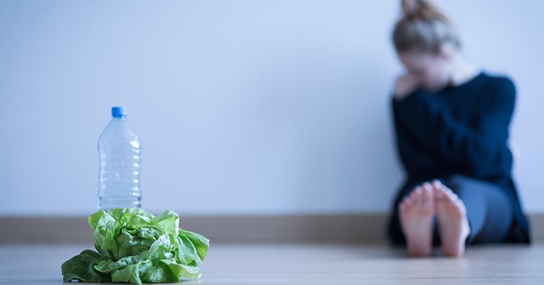Magersucht bei Kindern – wie verhalten sich die Eltern richtig?
