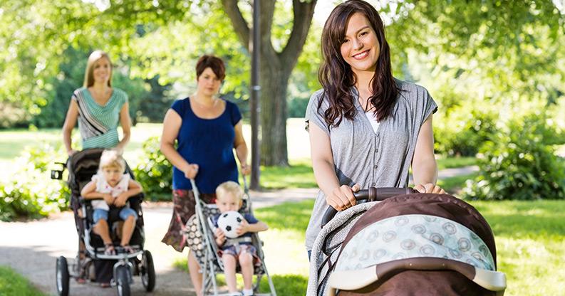 Wie Eltern den richtigen Kinderwagen finden