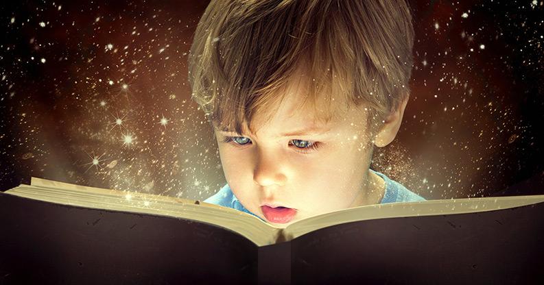 Bücher sind Kindern immer noch wichtig