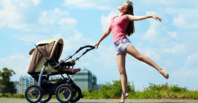 Kinderwagen – das neue Statussymbol