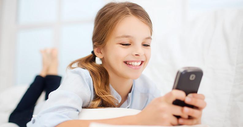 Wann sind Kinder reif für das Smartphone?